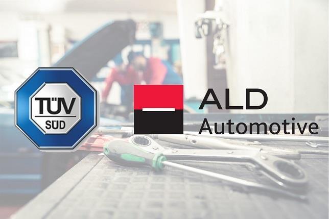 Autocasión MID Car vehículos segunda mano Madrid, Torrejón de Ardoz, ALD Automotive firma un acuerdo con TÜV SÜD para certificar los talleres de su red