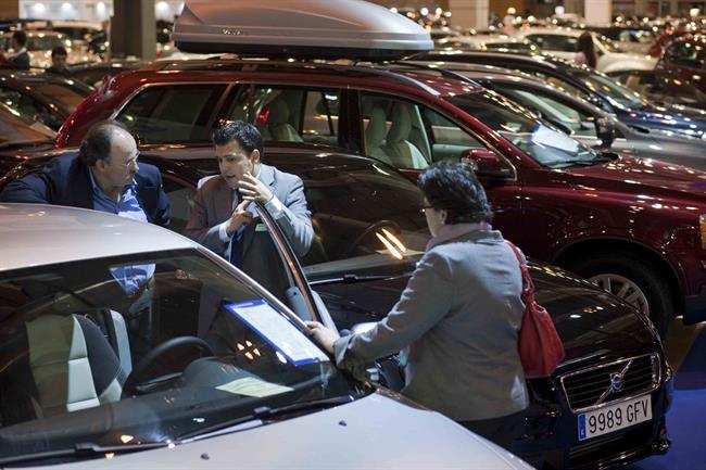 Autocasión MID Car vehículos segunda mano Madrid, Torrejón de Ardoz, Las ventas de coches usados suben un 16,7% en abril por el auge de los modelos de hasta 5 años