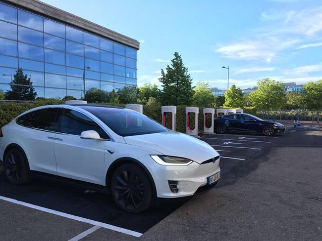 Autocasión MID Car vehículos segunda mano Madrid, Torrejón de Ardoz, Tesla abre un nuevo supercargador en Getafe y ya cuenta con 23 en toda España