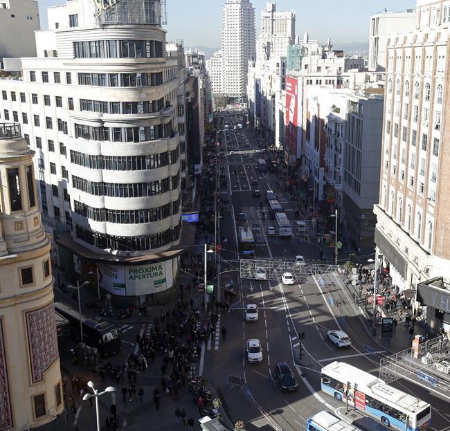 Autocasión MID Car vehículos segunda mano Madrid, Torrejón de Ardoz, los vehículos con etiqueta ambiental cero y eco estarán excepcionados y podrán acceder a madrid central