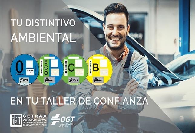 Autocasión MID Car vehículos segunda mano Madrid, Torrejón de Ardoz, los conductores podrán solicitar el distintivo ambiental de su vehículo en su taller