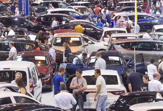 Autocasión MID Car vehículos segunda mano Madrid, Torrejón de Ardoz, las ventas de coches usados suben en españa un 1,9% en mayo hasta 200.514 vehículos