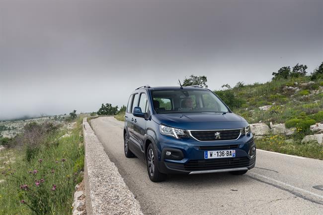 Autocasión MID Car vehículos segunda mano Madrid, Torrejón de Ardoz, las primeras unidades del nuevo peugeot rifter llegarán a españa en agosto