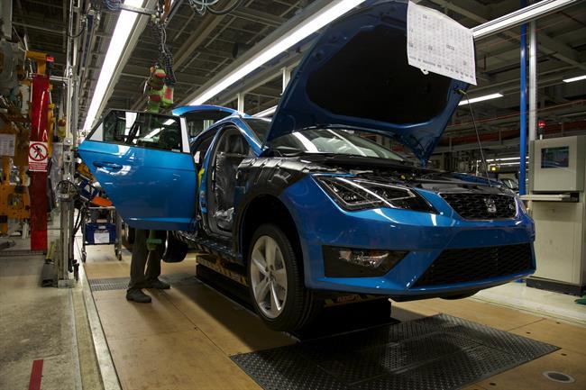 Autocasión MID Car vehículos segunda mano Madrid, Torrejón de Ardoz, la producción española de vehículos aumenta un 25% en agosto hasta 99.065 unidades