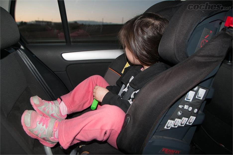 Autocasión MID Car vehículos segunda mano Madrid, Torrejón de Ardoz, Claves de las sillas a contramarcha
