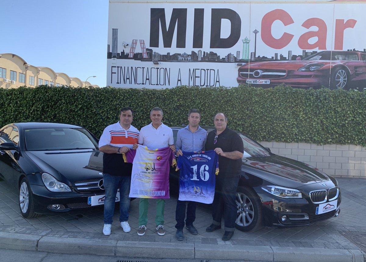 Autocasión MID Car vehículos segunda mano Madrid, Torrejón de Ardoz, la Escuela de futbol sala ciudad de torrejón tendrá equipo en tercera