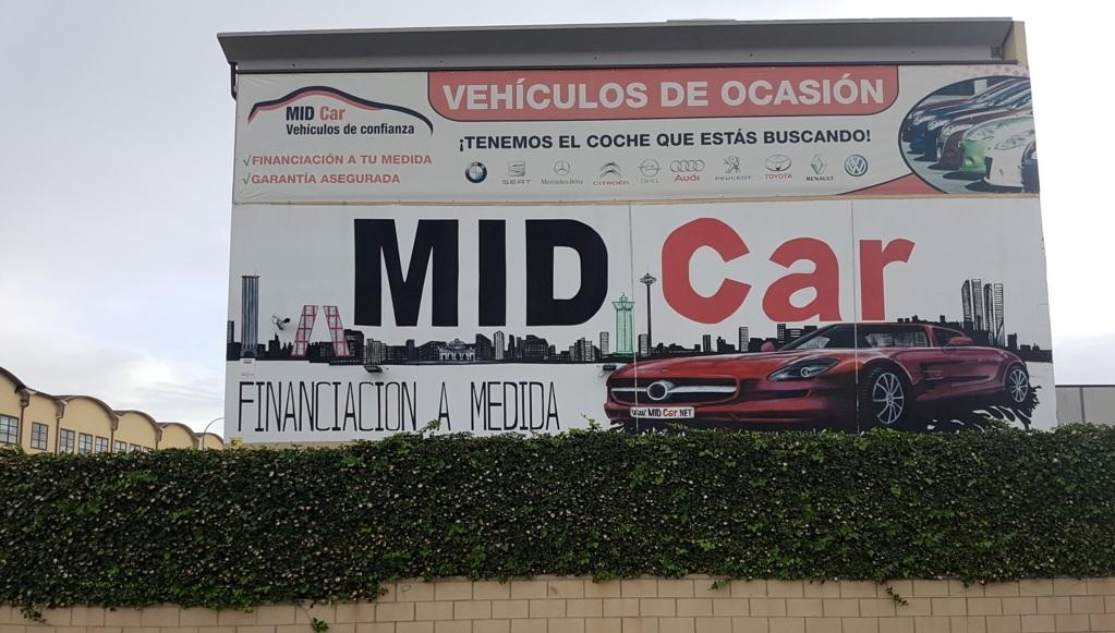 Autocasión MID Car vehículos segunda mano Madrid, Torrejón de Ardoz, Quien es MID CAR
