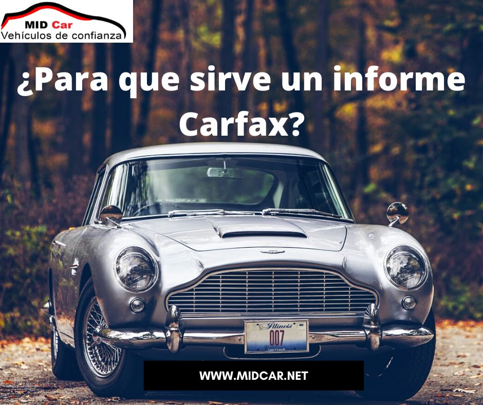 Autocasión MID Car vehículos segunda mano Madrid, Torrejón de Ardoz, importancia de un informe carfax