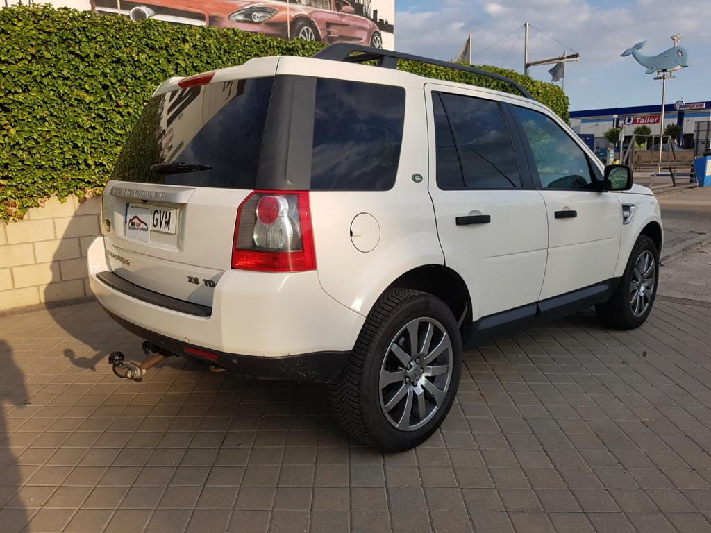 MIDCar coches ocasión Madrid Land Rover Freelander 5p 2G todoterreno 2.2 XSTd4  4X4 160Cv
