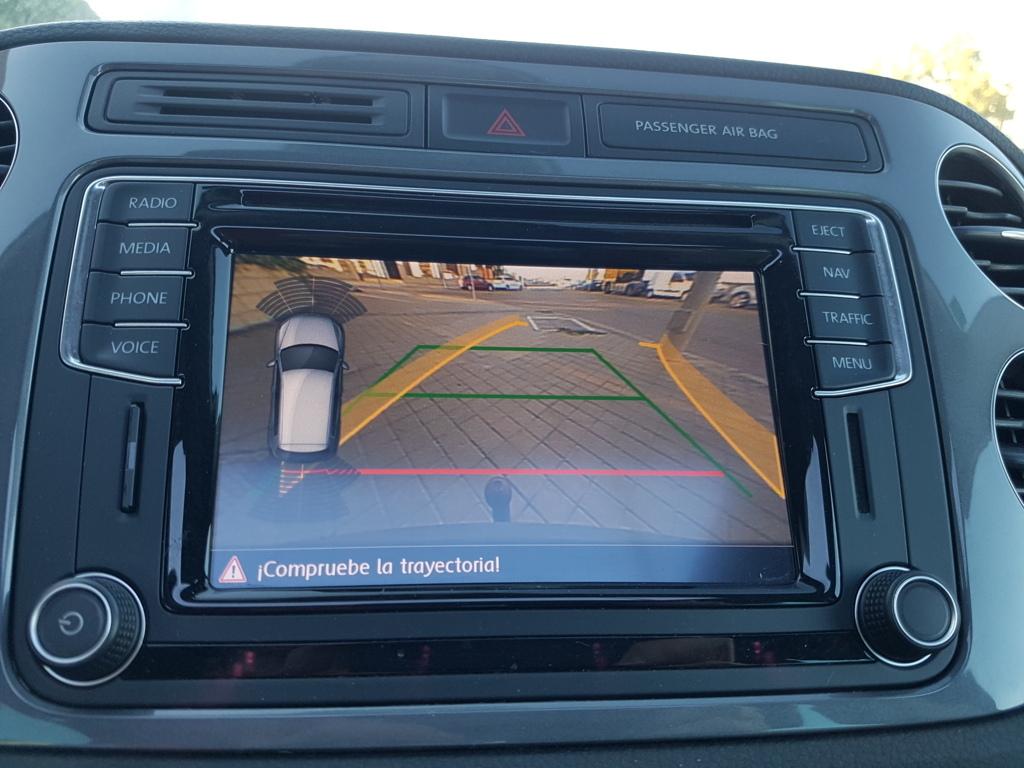 MIDCar coches ocasión Madrid Volkwagen Tiguan Country 2.0 TDI 184CV DSG BMT 4Motion