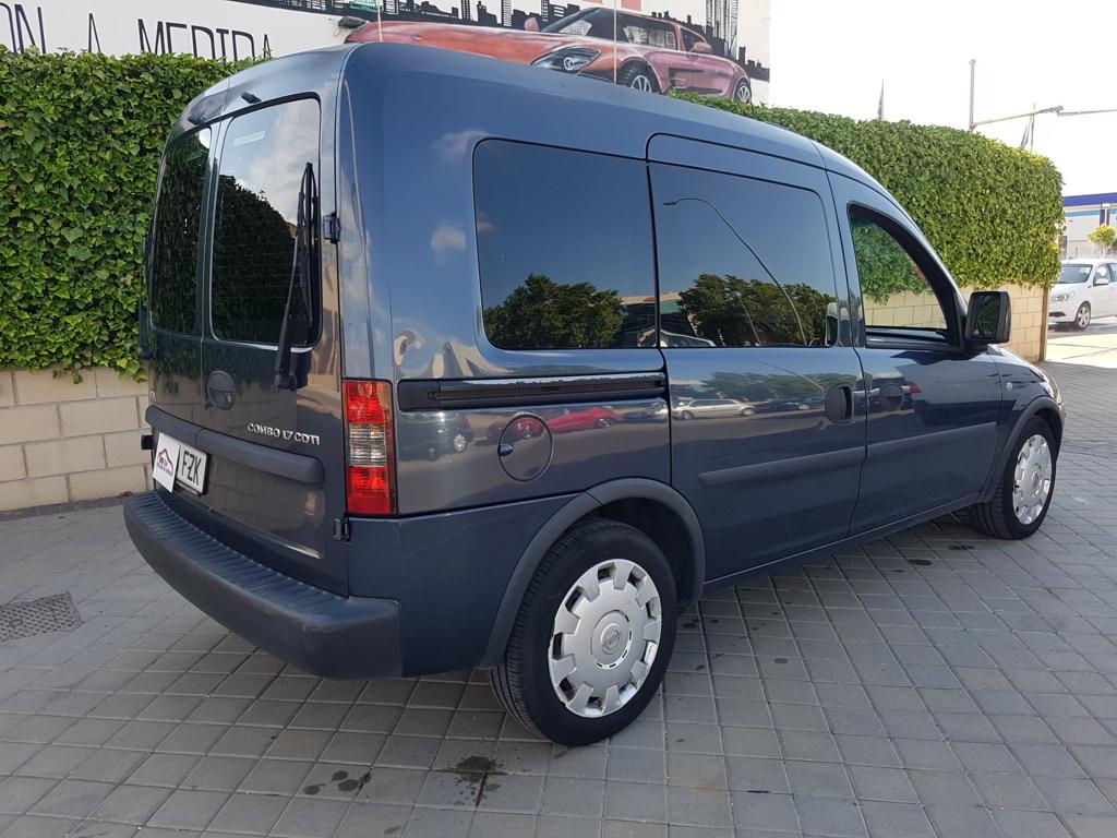 MIDCar coches ocasión Madrid Opel Combo Tour Enjoy 1.7Cdti 100Cv 5Plazas