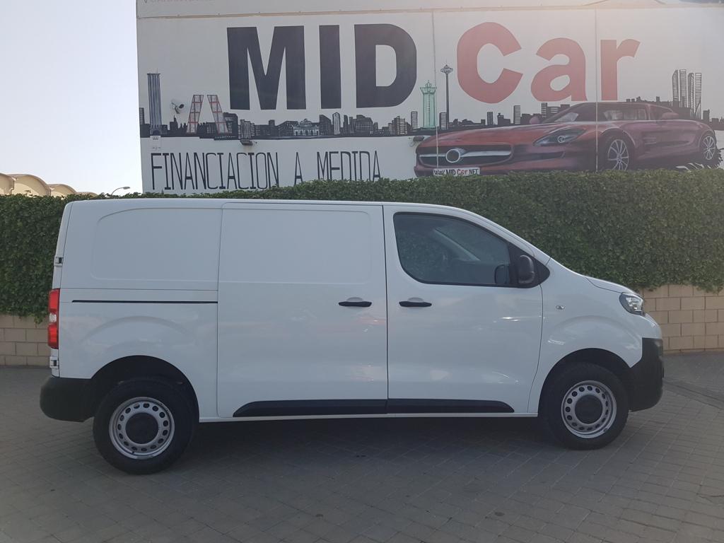 MIDCar coches ocasión Madrid Peugeot Expert 4x4 Dangel 2.0Hdi 122Cv 6Velocidades