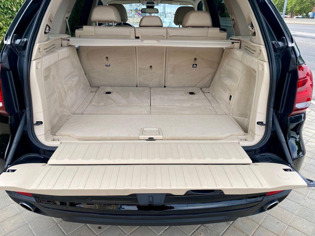 MIDCar coches ocasión Madrid BMW X5 Sdrive25d, 7 Plazas