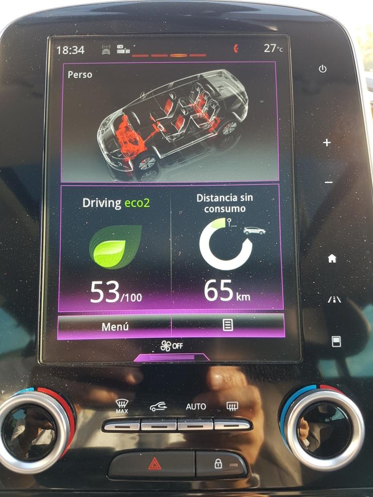 MIDCar coches ocasión Madrid Renault Espace Zen Energy 160Twin Turbo EDC  7 Plazas