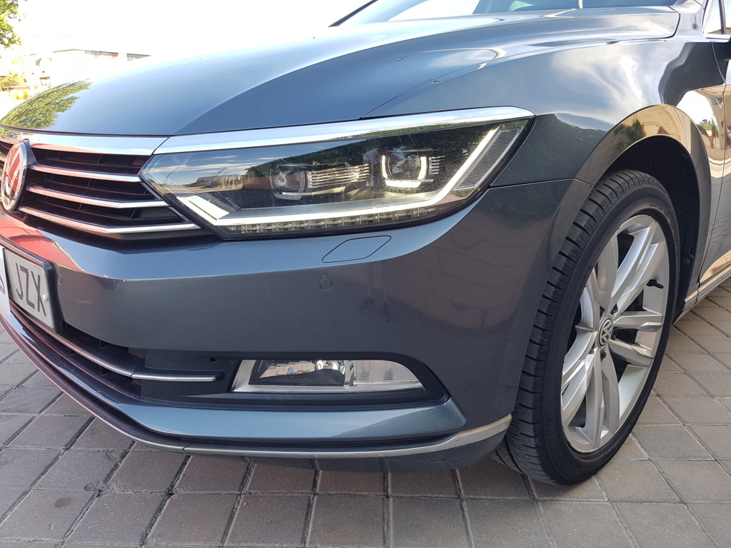 MIDCar coches ocasión Madrid Volkswagen Passat Variant Sport DSG 2.0Tdi 150Cv BMT
