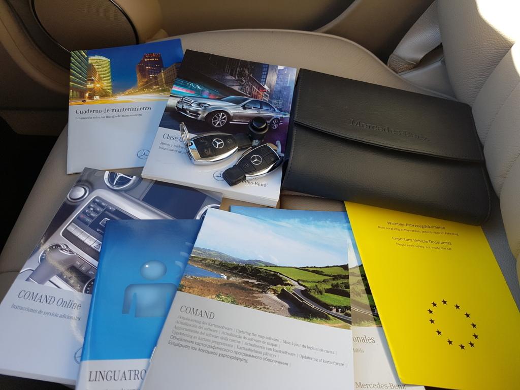 Autocasión MID Car vehículos segunda mano Madrid, Torrejón de Ardoz, Mercedes-Benz C350 4Matic 309Cv Avantgarde al mejor precio