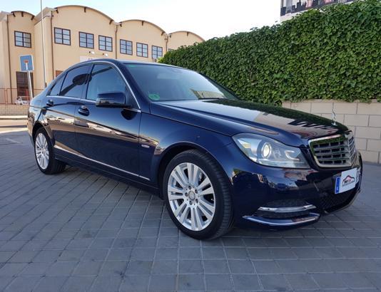 Autocasión MID Car vehículos segunda mano Madrid, Torrejón de Ardoz - Mercedes-Benz C350 4Matic 309Cv Avantgarde al mejor precio
