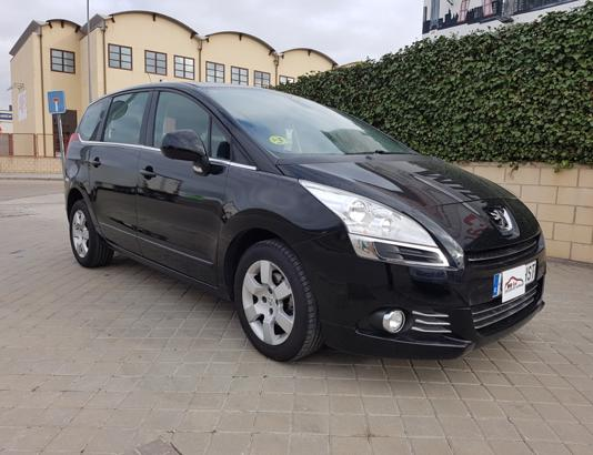 Autocasión MID Car vehículos segunda mano Madrid, Torrejón de Ardoz - Peugeot 5008 1.6Hdi 7 Plazas al mejor precio