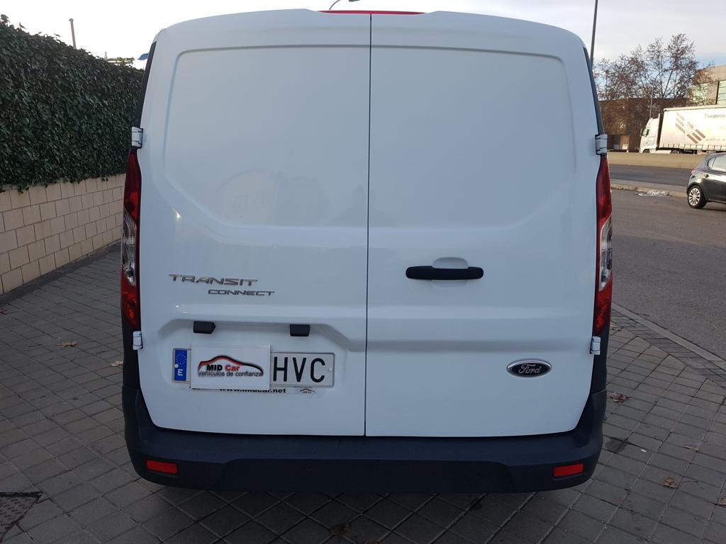 Autocasión MID Car vehículos segunda mano Madrid, Torrejón de Ardoz, Ford Transit Connect Van 1.6Tdci 95Cv al mejor precio