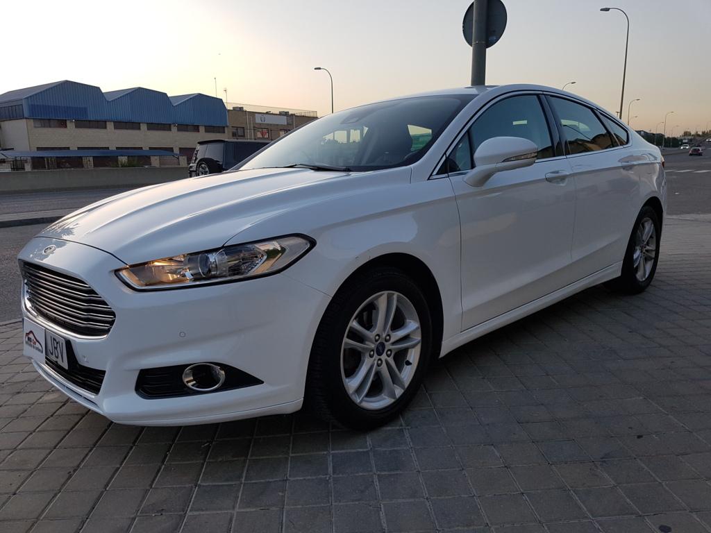 Autocasión MID Car vehículos segunda mano Madrid, Torrejón de Ardoz, Ford Mondeo 2.0Tdci 150Cv Titanium al mejor precio