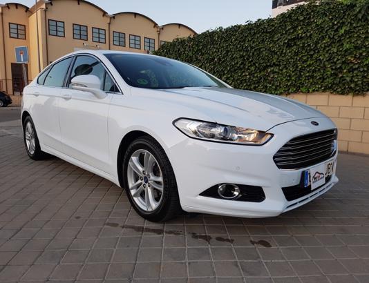 Autocasión MID Car vehículos segunda mano Madrid, Torrejón de Ardoz - Ford Mondeo 2.0Tdci 150Cv Titanium al mejor precio