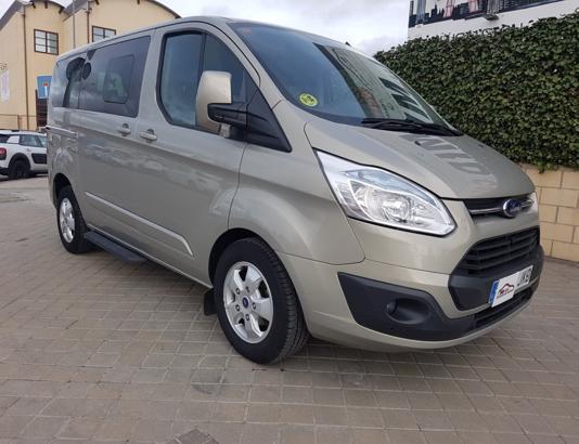 Autocasión MID Car vehículos segunda mano Madrid, Torrejón de Ardoz - Ford Tourneo Custom 2.2Tdci Titanium al mejor precio
