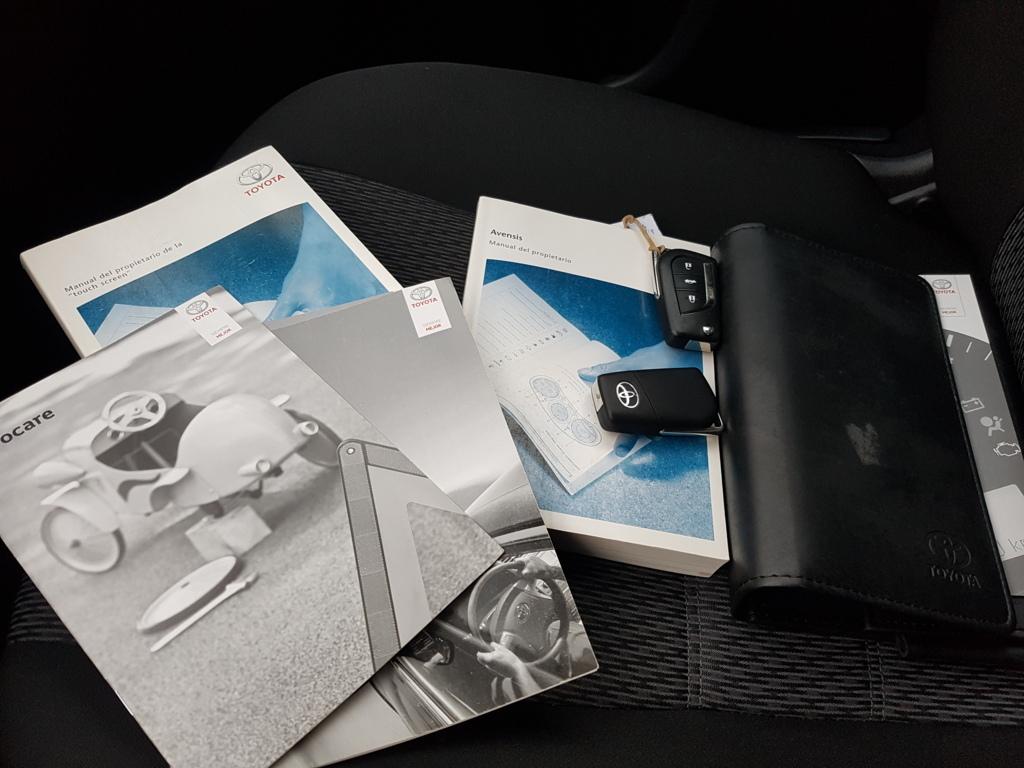 Autocasión MID Car vehículos segunda mano Madrid, Torrejón de Ardoz, TOYOTA Avensis 120D Advance Cross Sport al mejor precio