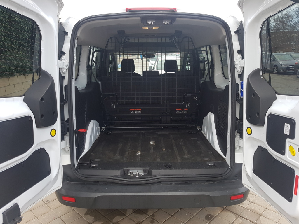 Autocasión MID Car vehículos segunda mano Madrid, Torrejón de Ardoz, FORD Transit Connect Kombi 1.6 TDCi 115cv Trend 230 L2 al mejor precio