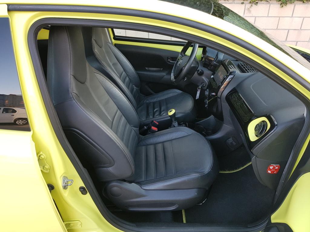 Autocasión MID Car vehículos segunda mano Madrid, Torrejón de Ardoz, Toyota Aygo 1.0 X-Cite 5 Puertas al mejor precio
