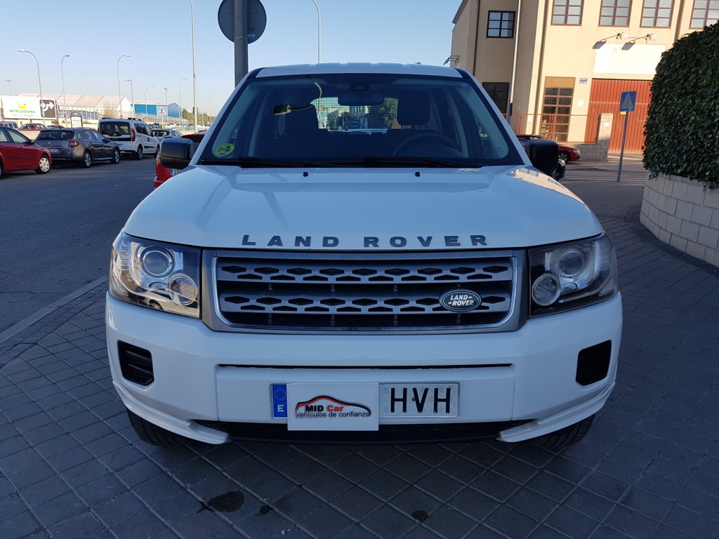 Autocasión MID Car vehículos segunda mano Madrid, Torrejón de Ardoz, Land Rover Freelander 5p  2.2 Td4 E Stop/Start 150Cv al mejor precio