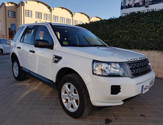Autocasión MID Car vehículos segunda mano Madrid, Torrejón de Ardoz - Land Rover Freelander 5p  2.2 Td4 E Stop/Start 150Cv al mejor precio