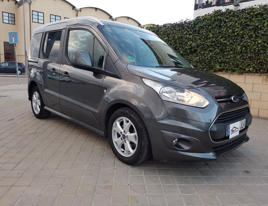 Autocasión MID Car vehículos segunda mano Madrid, Torrejón de Ardoz - Ford Tourneo Courier 1.5Tdci Titanium al mejor precio