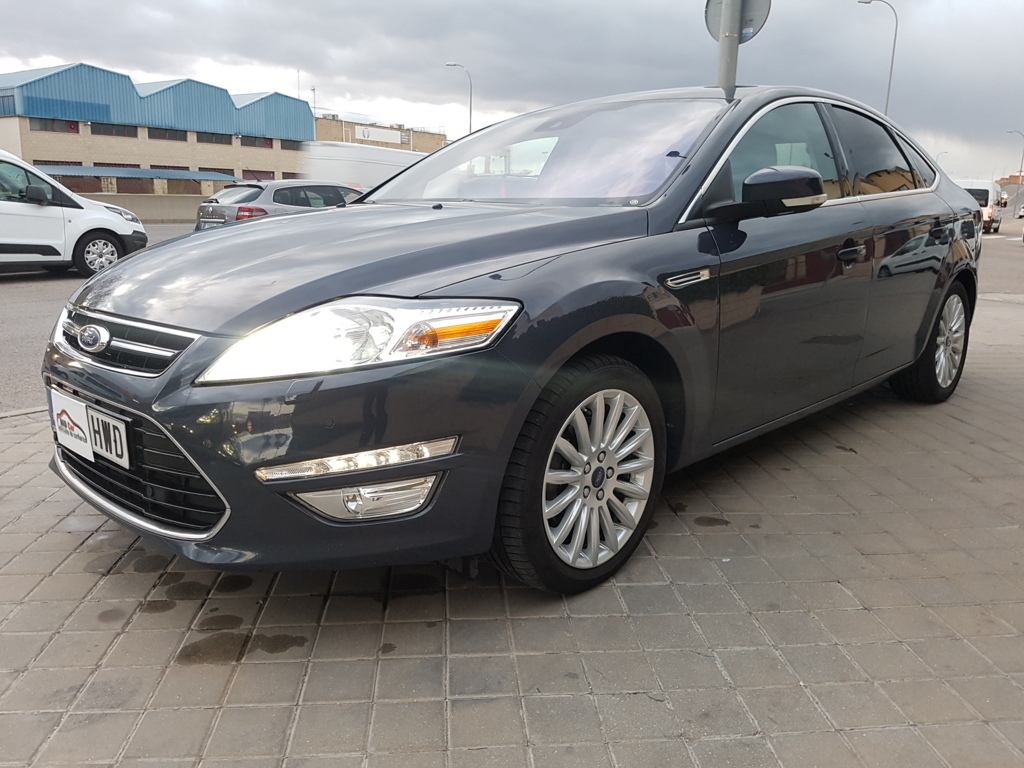 Autocasión MID Car vehículos segunda mano Madrid, Torrejón de Ardoz, Ford Mondeo 2.0Tdci 140Cv Titanium al mejor precio