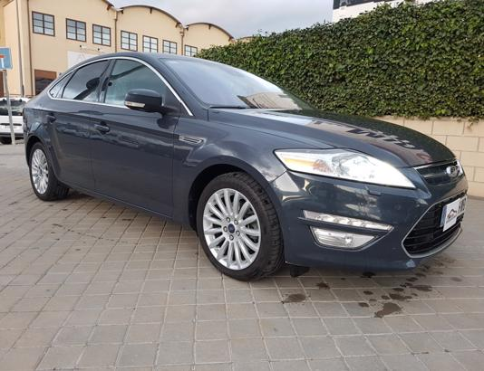 Autocasión MID Car vehículos segunda mano Madrid, Torrejón de Ardoz - Ford Mondeo 2.0Tdci 140Cv Titanium al mejor precio