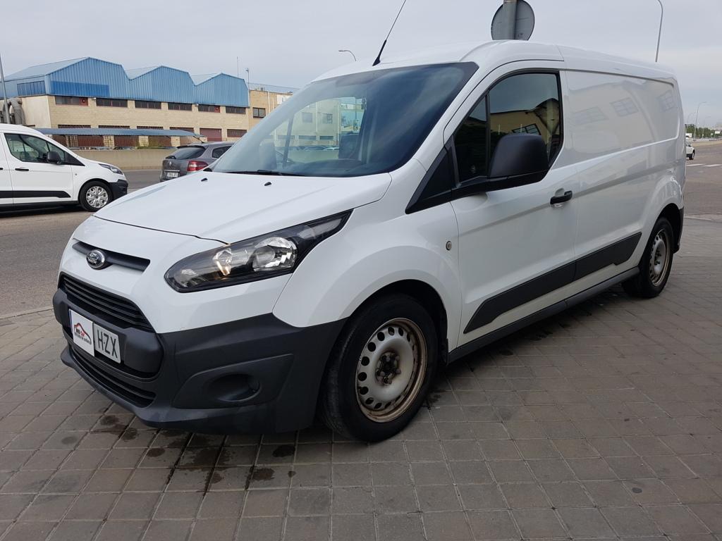 Autocasión MID Car vehículos segunda mano Madrid, Torrejón de Ardoz, Ford Transit Connect Van 1.6Tdci 95Cv L2 3Plazas al mejor precio