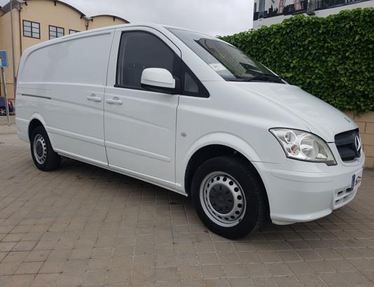 Autocasión MID Car vehículos segunda mano Madrid, Torrejón de Ardoz - Mercedes Benz Vito 110  2.2Cdi Larga al mejor precio