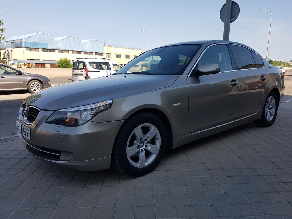 Autocasión MID Car vehículos segunda mano Madrid, Torrejón de Ardoz, BMW 520DA al mejor precio