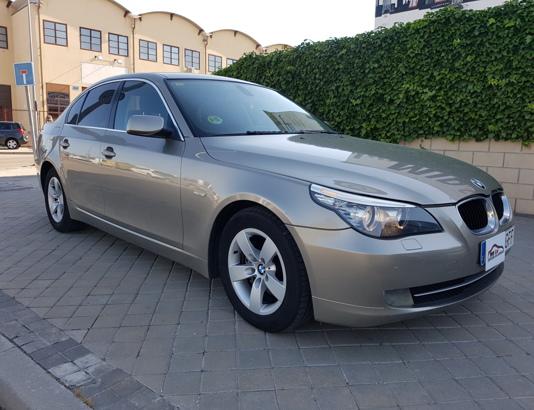 Autocasión MID Car vehículos segunda mano Madrid, Torrejón de Ardoz - BMW 520DA al mejor precio