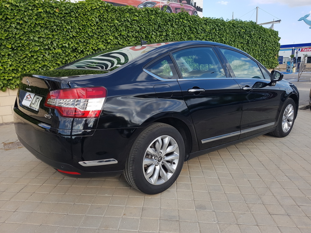 Autocasión MID Car vehículos segunda mano Madrid, Torrejón de Ardoz, Citroen C5 2.0Hdi al mejor precio