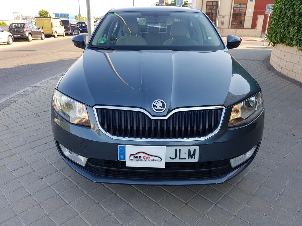 Autocasión MID Car vehículos segunda mano Madrid, Torrejón de Ardoz, Skoda Octavia 2.0Tdi 150Cv DSG Style al mejor precio