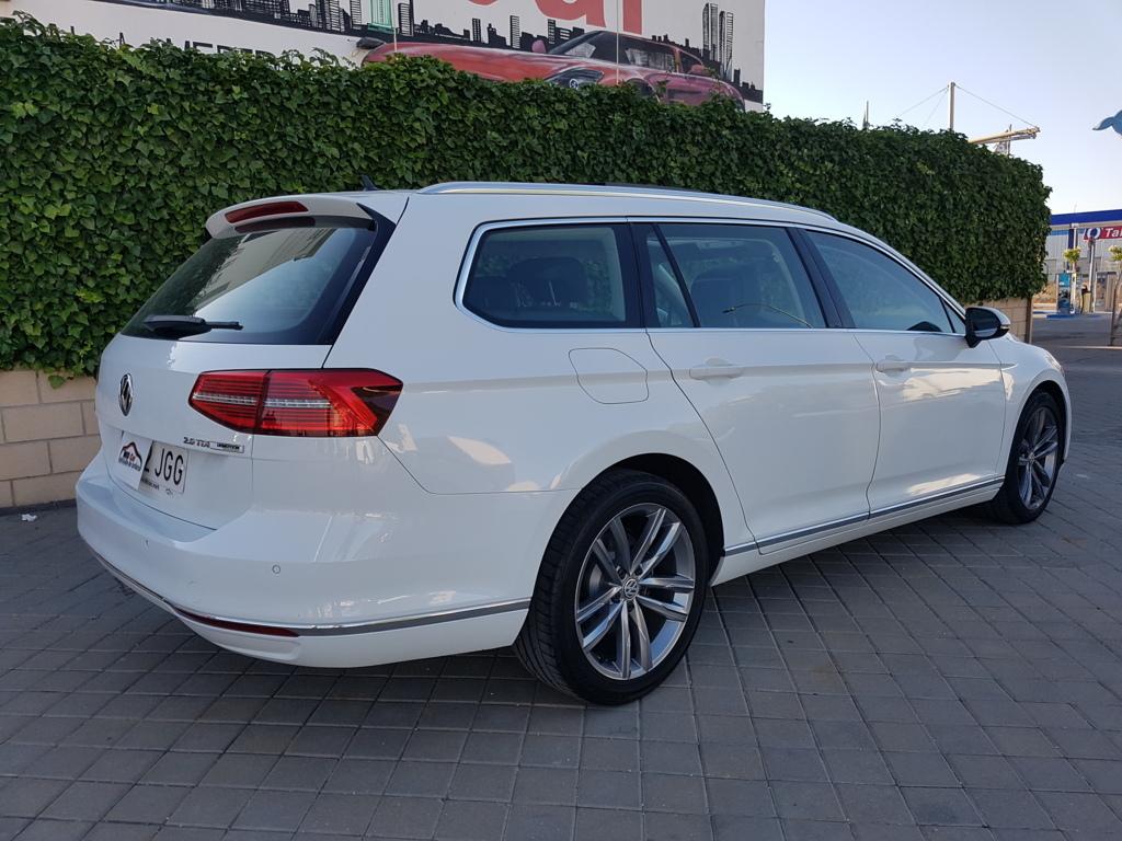 Autocasión MID Car vehículos segunda mano Madrid, Torrejón de Ardoz, Vw Passat 2.0Tdi 150Cv BMT DSG Sport al mejor precio