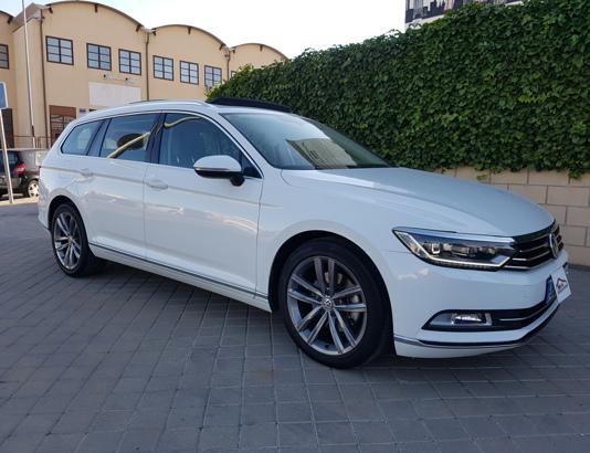 Autocasión MID Car vehículos segunda mano Madrid, Torrejón de Ardoz - Vw Passat 2.0Tdi 150Cv BMT DSG Sport al mejor precio