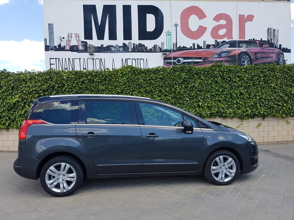 Autocasión MID Car vehículos segunda mano Madrid, Torrejón de Ardoz, Peugeot 5008 Allure 2.0Bluehdi 150Cv 7 Plazas al mejor precio