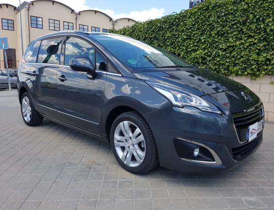 Autocasión MID Car vehículos segunda mano Madrid, Torrejón de Ardoz - Peugeot 5008 Allure 2.0Bluehdi 150Cv 7 Plazas al mejor precio