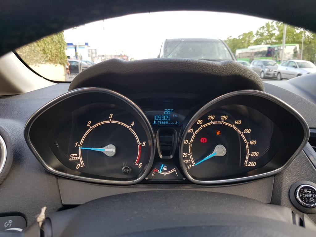 Autocasión MID Car vehículos segunda mano Madrid, Torrejón de Ardoz, Ford Fiesta 1.6Tdci 95Cv Sport al mejor precio