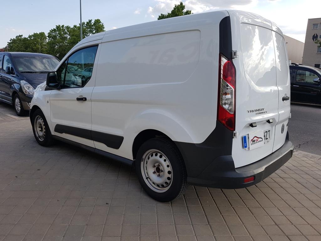Autocasión MID Car vehículos segunda mano Madrid, Torrejón de Ardoz, Ford Transit Connect 1.6Tdci 115Cv 6 Vel al mejor precio