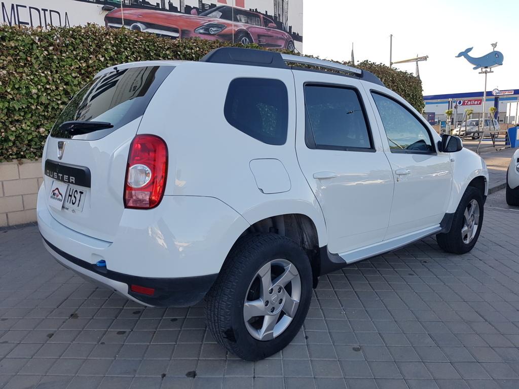 Autocasión MID Car vehículos segunda mano Madrid, Torrejón de Ardoz, Dacia Duster 1.5Dci Laureate al mejor precio