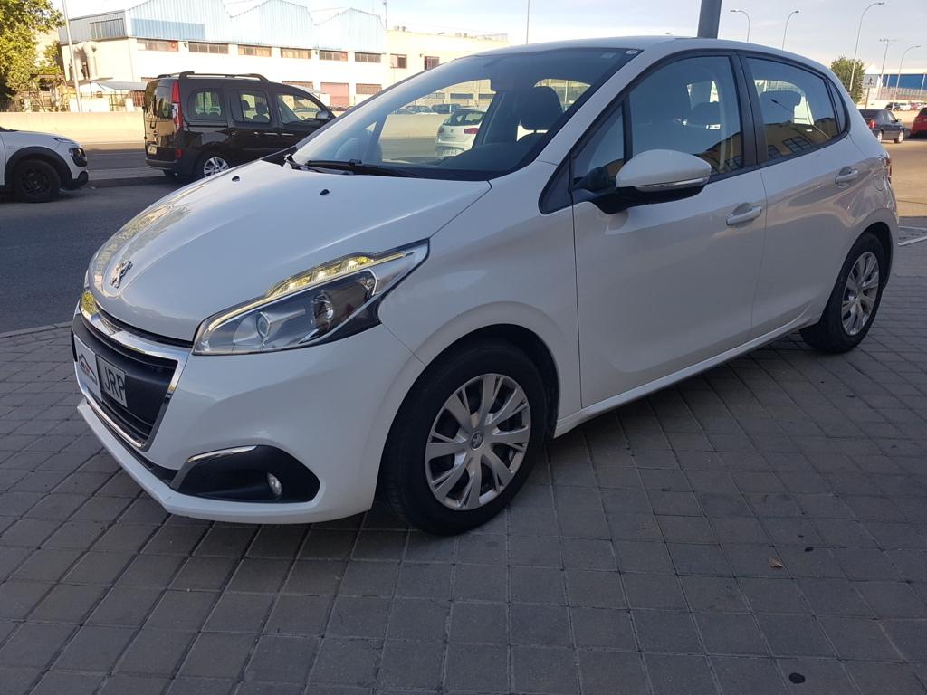 Autocasión MID Car vehículos segunda mano Madrid, Torrejón de Ardoz, PEUGEOT 208 5P BUSINESS LINE 1.6 BlueHDi 75 al mejor precio