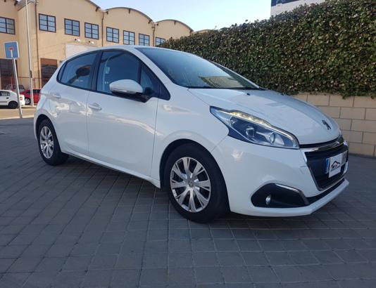 Autocasión MID Car vehículos segunda mano Madrid, Torrejón de Ardoz - PEUGEOT 208 5P BUSINESS LINE 1.6 BlueHDi 75 al mejor precio