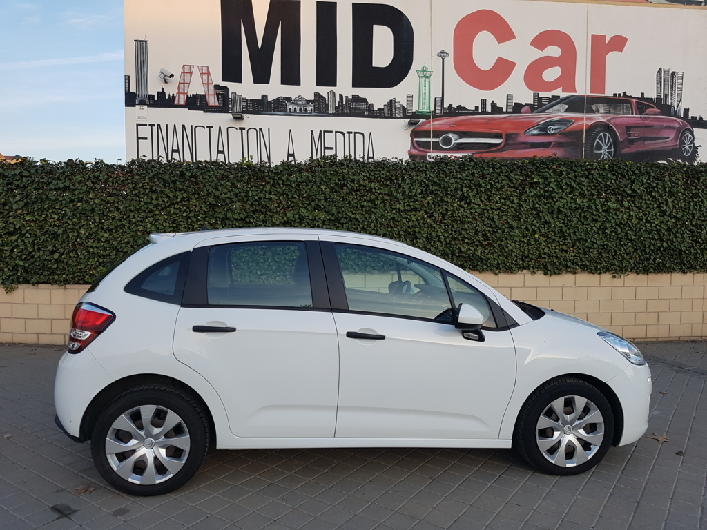Autocasión MID Car vehículos segunda mano Madrid, Torrejón de Ardoz, Citroen C3 HDi 70 Tonic al mejor precio